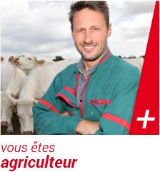Vous êtes un agriculteur