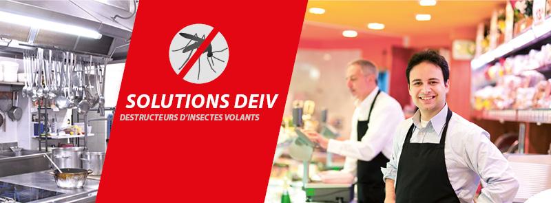 solutions DEIV